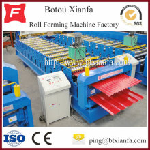 Corrugated Tile Metal Roof Panel Forming Machine