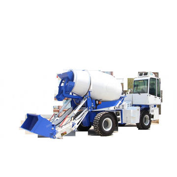 3.2L Concrete Mixer Machine for Sale