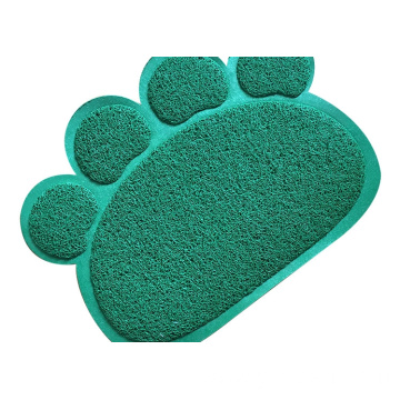 Good custom size plastic coil pet mat
