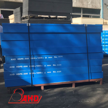 Polyethylene HDPE Block Colored Plastic Sheets