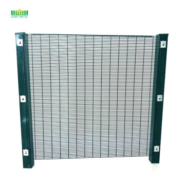 High quality 358 anti-climbing security fence for sale