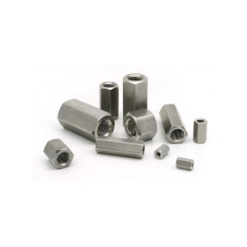 Long Coupling Round Hexagon Nuts