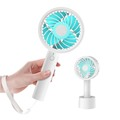 22H Working Portable Fan Rechargeable