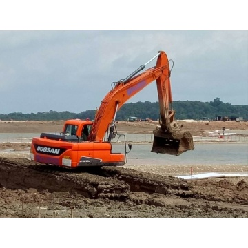 Hoog rendement 110W-115W Amphibious Excavator For Sale