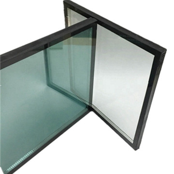 Double Glazing Low-E Insulated Glass With Argon Gas