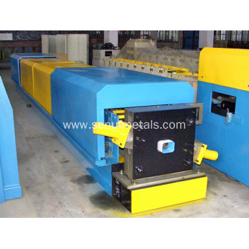 Pipe rolling machine for sale rain gutter machine
