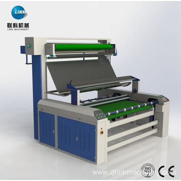 Textile Dyeing Finish Batcher Plaiting Machine