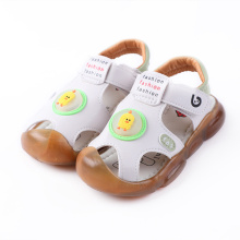 Toddler Boy Summer Outdoor Leather Sandals