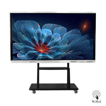 U98 Inches HD Touch Screen with mobile stand