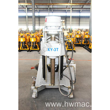 600m Aluminum Portable Water Well Drilling Rigs