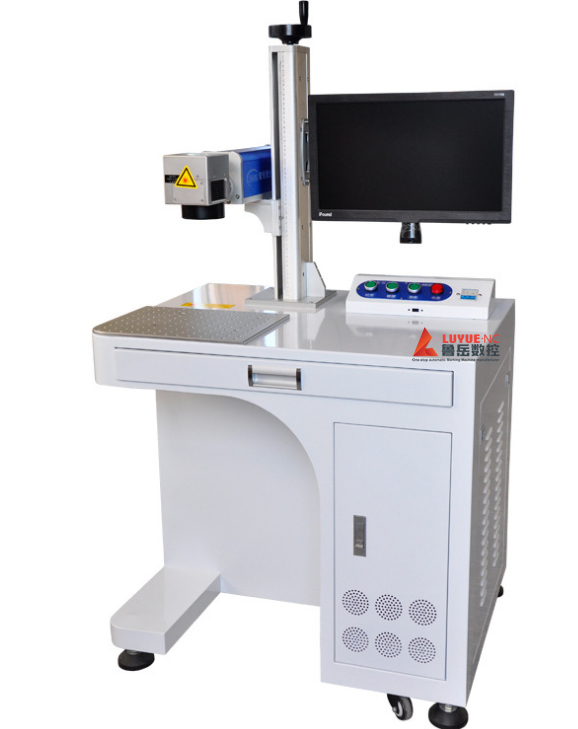 Dashboard Panel Industrial Laser Marking Machine