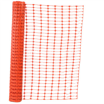 Plastic Orange Snow Fence Nets