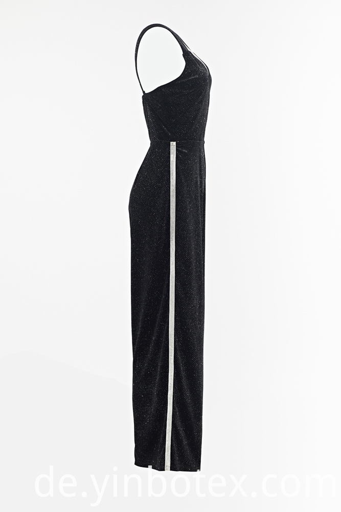 V Neck Sexy Trousers