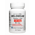 advertencia de caja negra de meloxicam