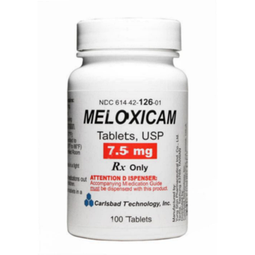 meloxicam black box warning
