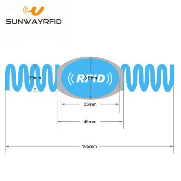 Proximity Waterproof RFID 125khz Wristbands