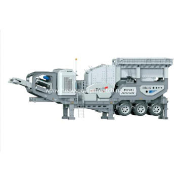 Portable Jaw Crushing Plant For Coal Granite Stone