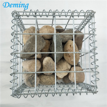 Factory Galvanized Welded Gabion Box for wall