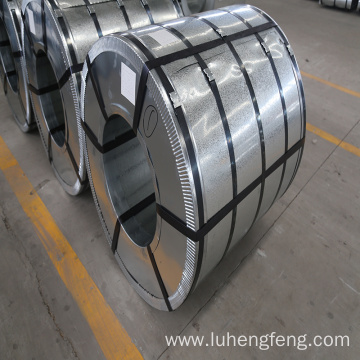 Zinc Coated Cold Rolled Mill Galvanized Steel Coils