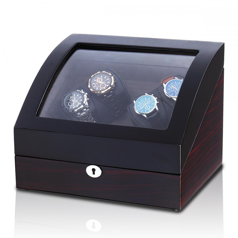 Ww 8222 Double Rotation Watch Winder For Display
