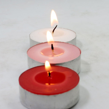 factory price bars white tealight candle
