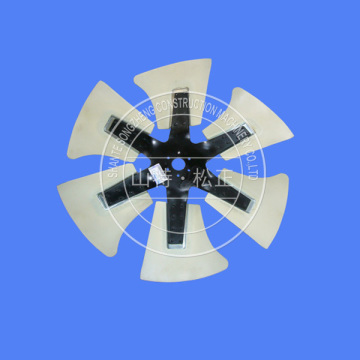 Komats S6D140 Fan Cooling Fan 600-645-7120