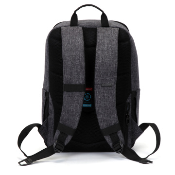 Suissewin Business Slim Durable Travel Laptop Backpack