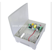 Plastic Box Power Supply for CCTV Camera