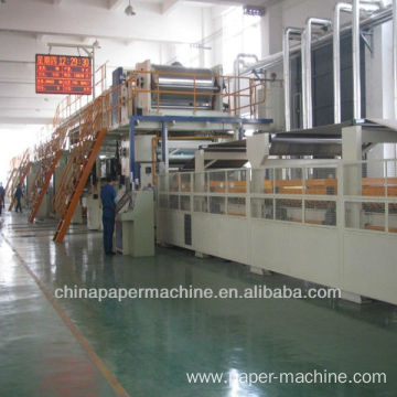 Corrugated Paper Making Machine Kraft Fluting Paper Machine