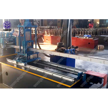 U shape baffle ceiling roll forming machine
