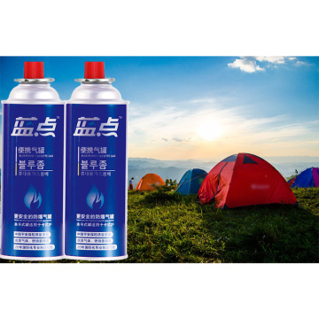 BBQ Butane Gas Refill Portable for Camping