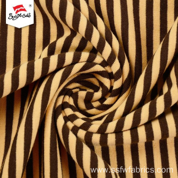 Different Design 95% Rayon 5% Spandex Fabric