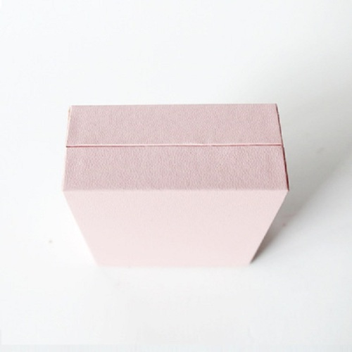 pink jewelry box set for necklace