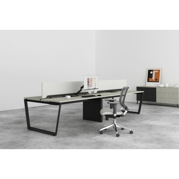 Melamine mfc office desk