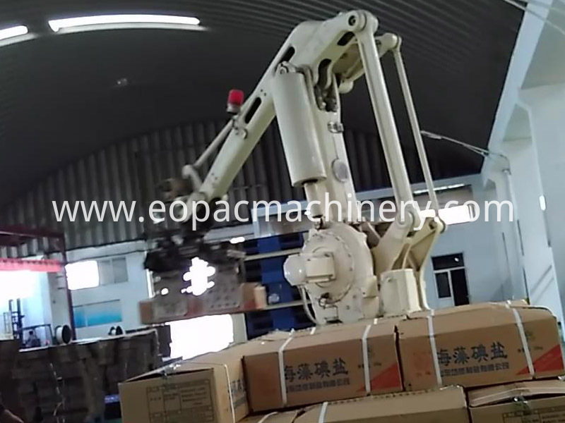 Hot Sale Automatic Robot Palletizer