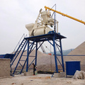 Professional stationary concrete batching plant