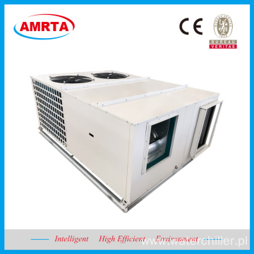 HVAC Packaged Unit with Free Cooling