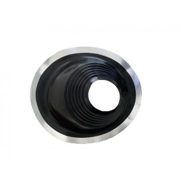 Aluminum EPDM/SILICONE Roof Flashing Used For Waterproof
