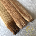 Wholesale 100% remy cuticle hand tied wefts