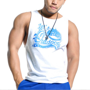 sport running singlet custom design for mens