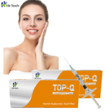 Korea 2ml hyaluronic acid gel injection for face wrinkles filler