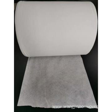 Cotton Mesh Towel Fabric Spunlace Nonwoven
