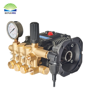 mass flow highpressure plunger pump