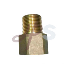 Brass male and female thread coupling H894