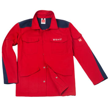 Mäns Fr Work Jacket Flame Retardant Jacket