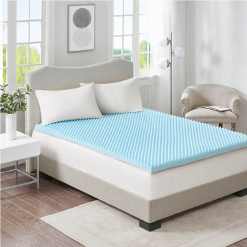 Comfity Cheap Egg Crate Mattress Pad