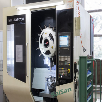 Five-Axis CNC Machining Equipment Components & Parts