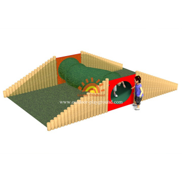 Commercial Toddler Indoor Playground Equipment