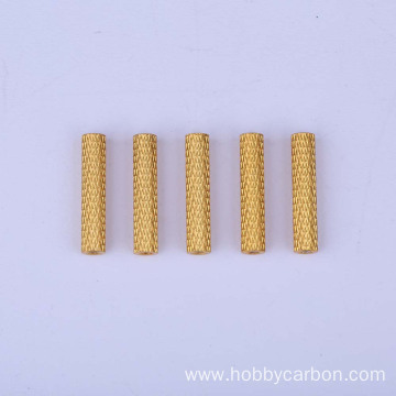 High quality Textured Standoffs M3 Aluminum Spacers