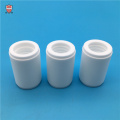 wear resistant alumina ceramic threaded bush sleeve